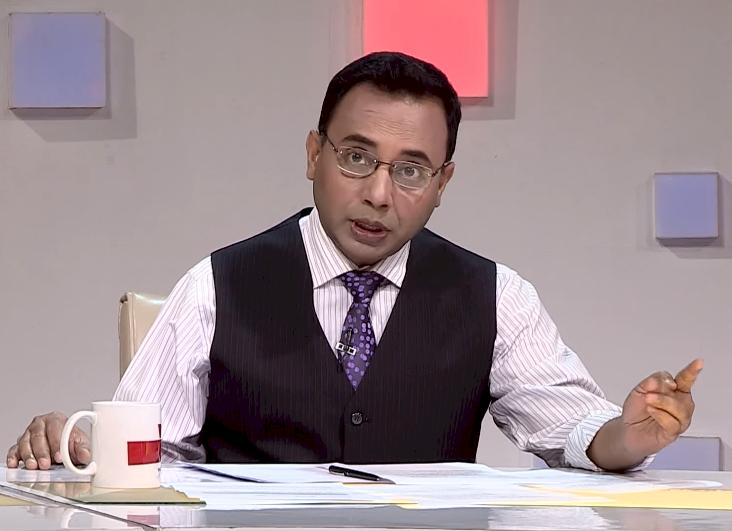 孟加拉電視節目 罕邀台學者分享抗武漢肺炎經驗