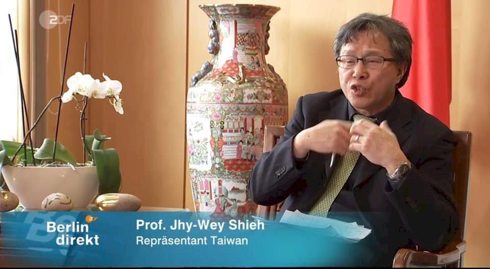 台灣成功防疫 德國電視台也想知道祕訣