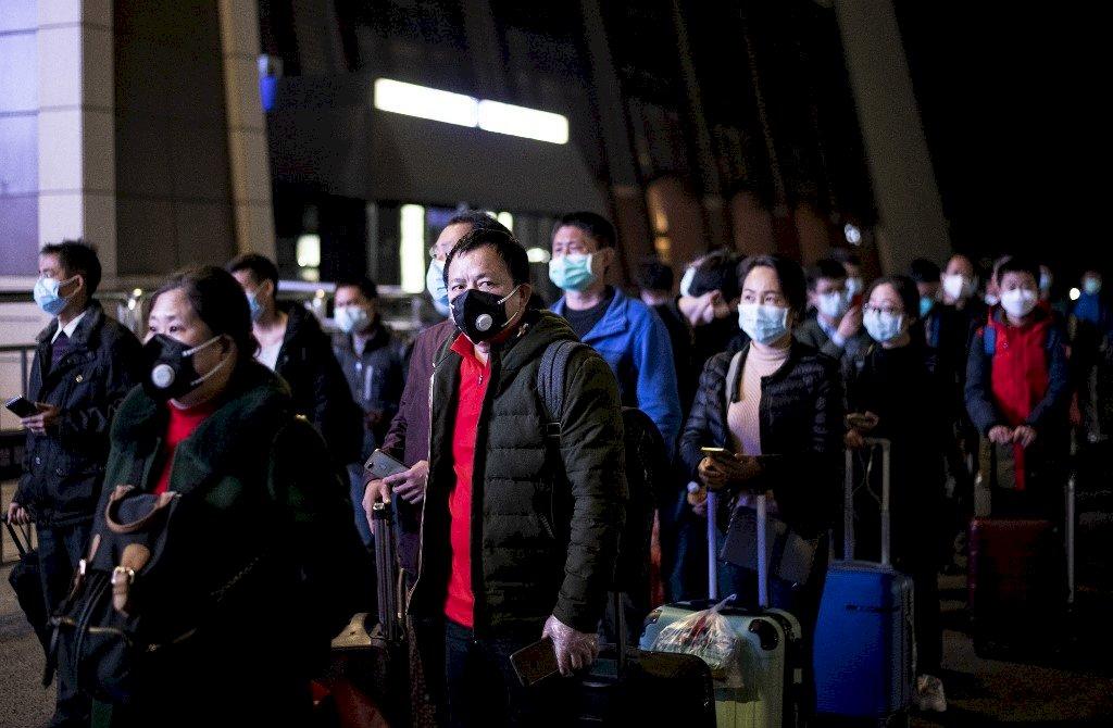 武漢解封 總統:與對岸溝通適當安排接回國人
