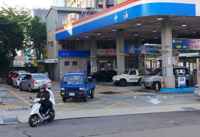 中油加油站系統染勒索病毒 不影響現金、信用卡支付