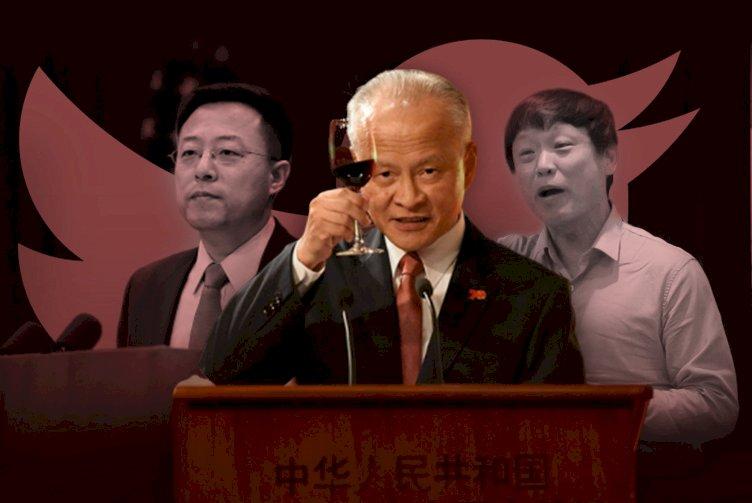 中國「戰狼式外交」走到盡頭 學者:比大小靠的不是叫囂而是文明