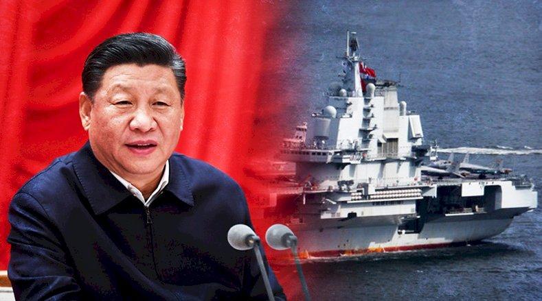 這叫「同胞」嗎?流亡學者:中國對西方只敢打嘴砲 對台卻用機艦秀武力