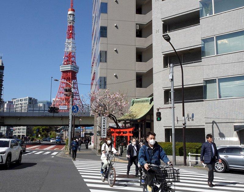 武漢肺炎對日本的衝擊