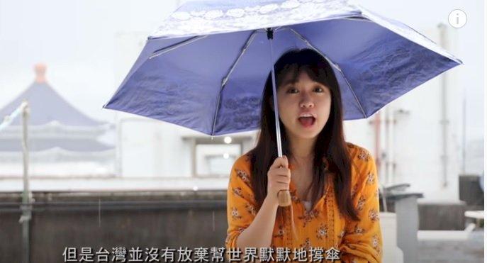 日本太太拍片 感謝台灣又救了日本人