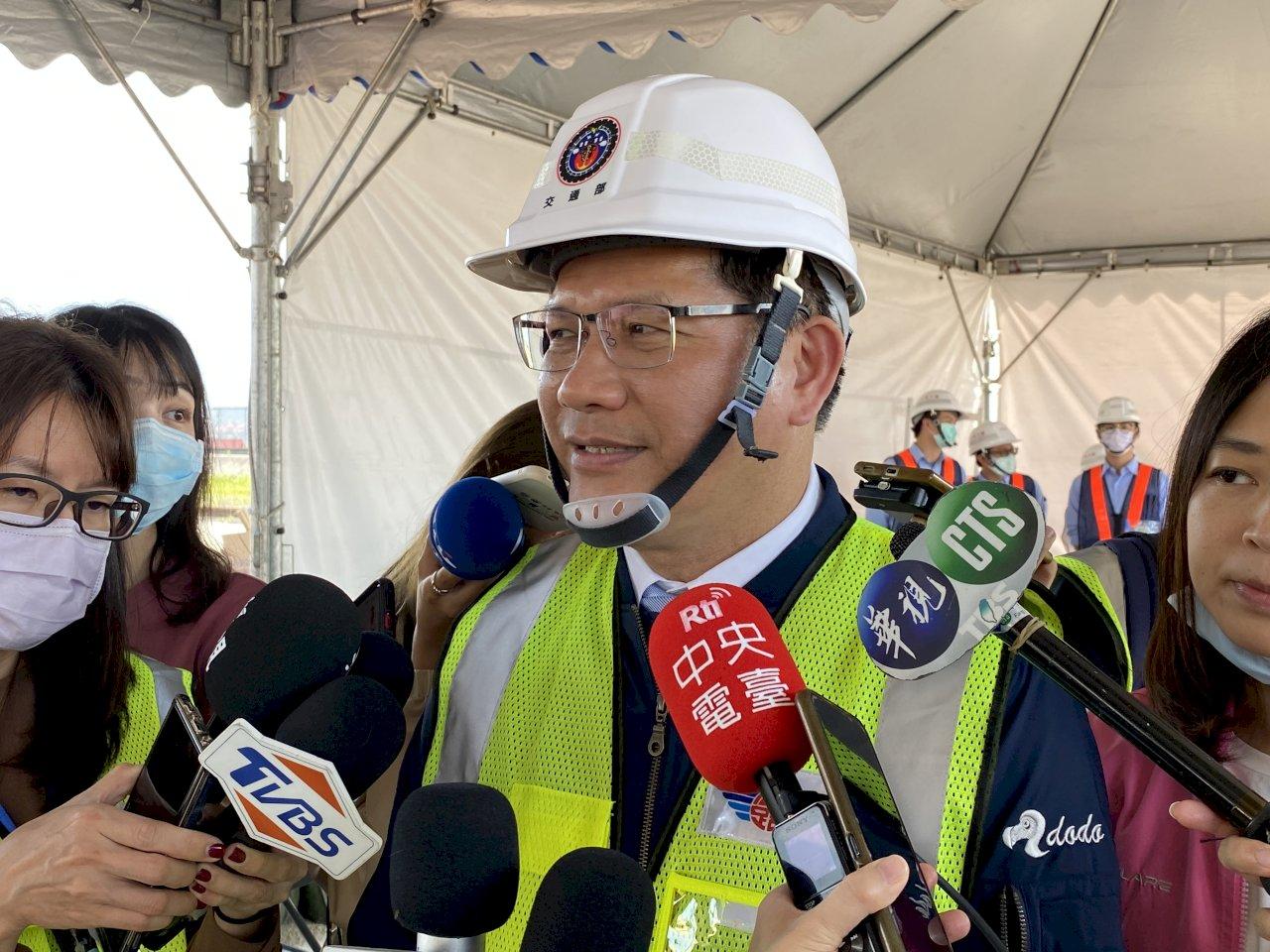 桃機第三航廈工程 林佳龍:可望今年底發包動工