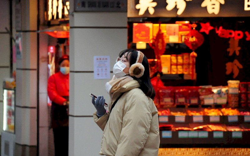 中國2020經濟成長 將創改革開放40年來最低