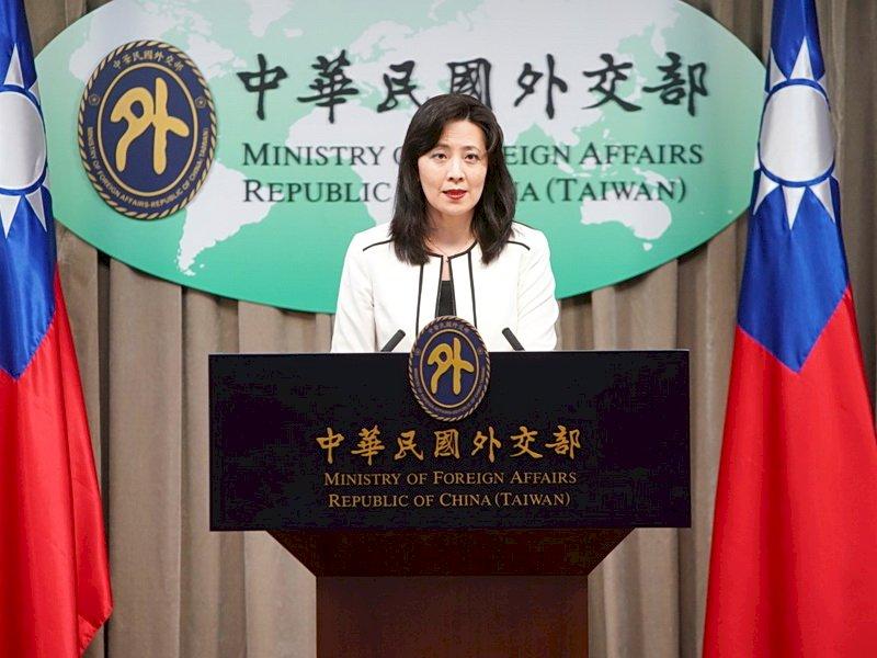 宏都拉斯8月已致函挺台 外交部:台宏邦誼堅實友好