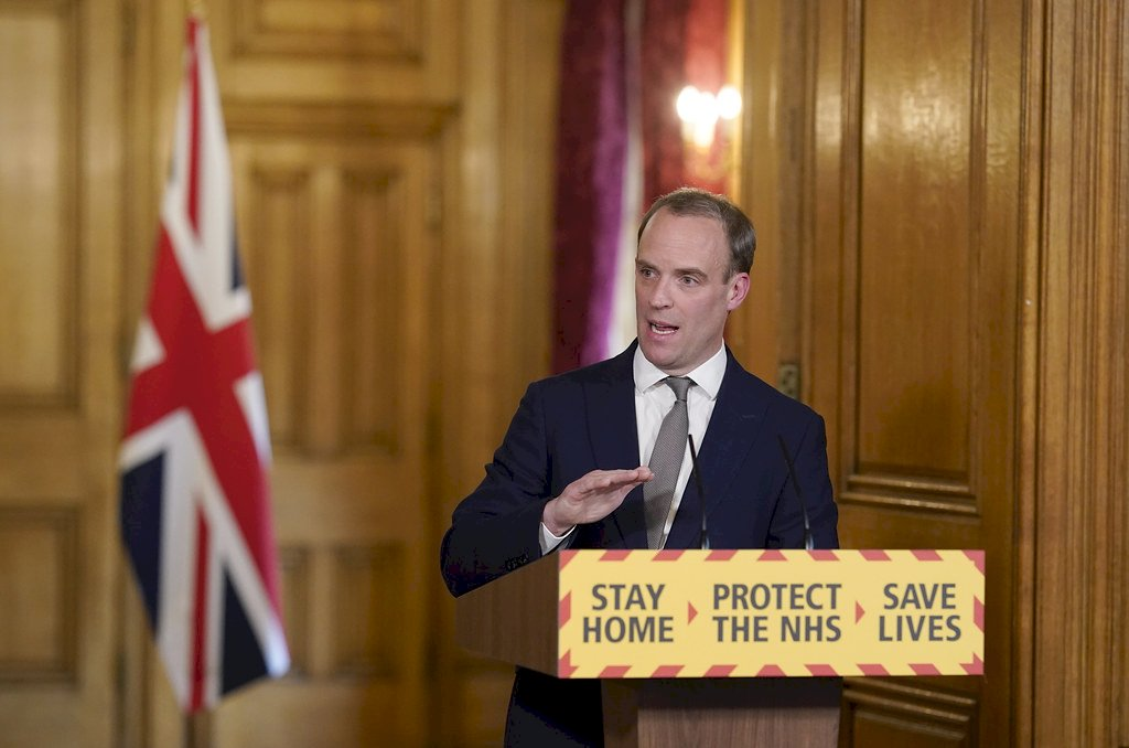 英國籲北京 讓國際前往新疆查證人權狀況