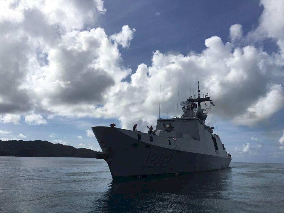 軍艦群聚事件引恐慌 專家提醒運用資源調適壓力