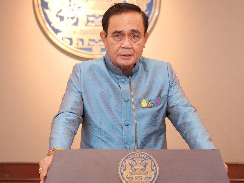 緩和抗議緊張局勢 泰總理:願採第一步解除緊急狀態