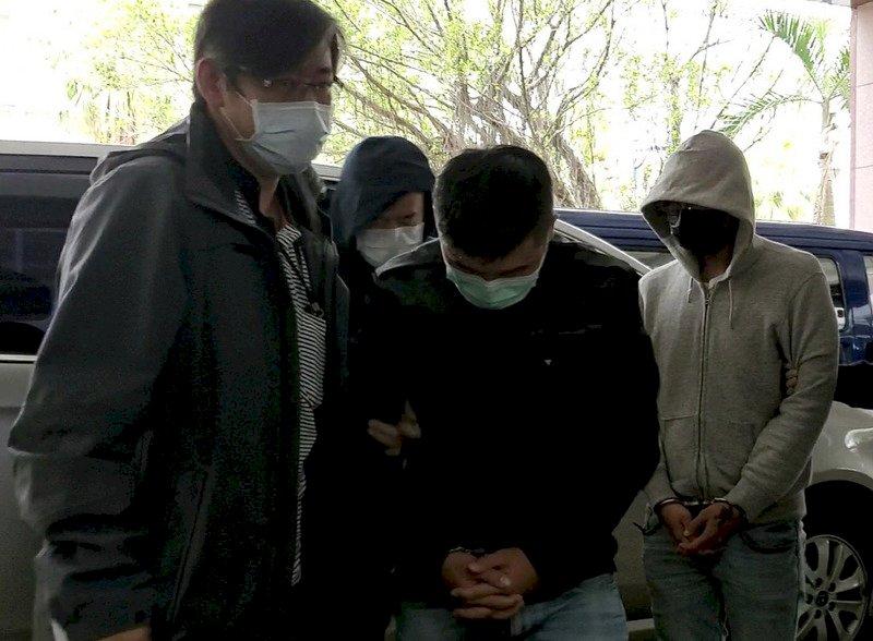 銅鑼灣書店林榮基遭潑漆案  3嫌庭上認罪