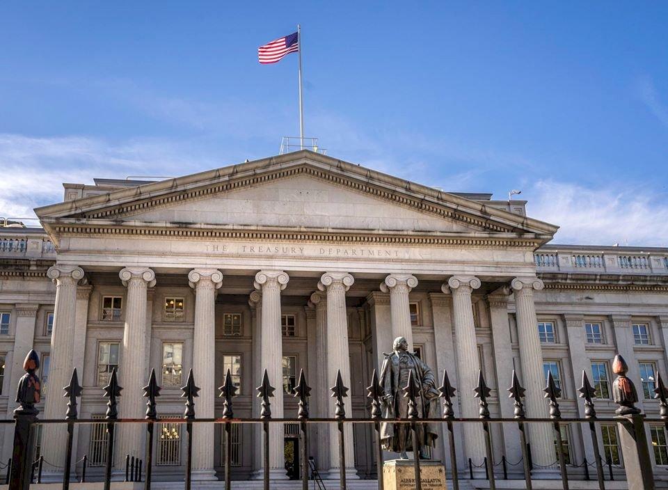 彭博:美財政部內部結論認中國未操縱貨幣