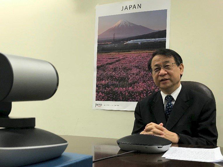 日本駐台代表:大力支持台灣 參與WHO