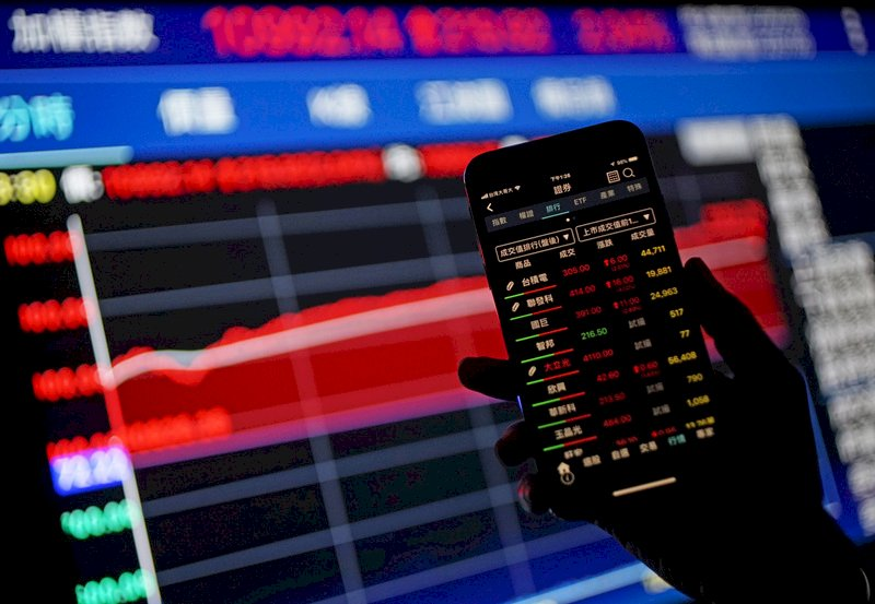台股進入雙十連假 台積電吹號角週線大漲逾350點