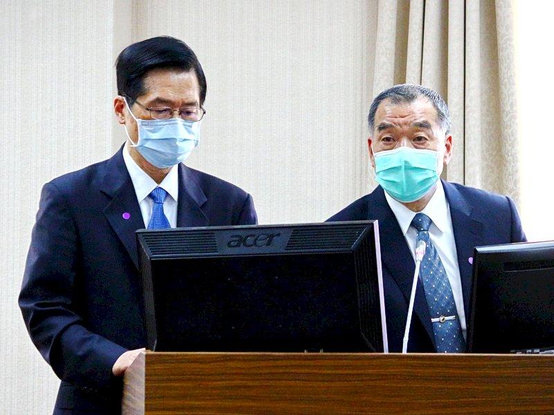 大同承包公文系統 國防部:已資安健診 安全無虞