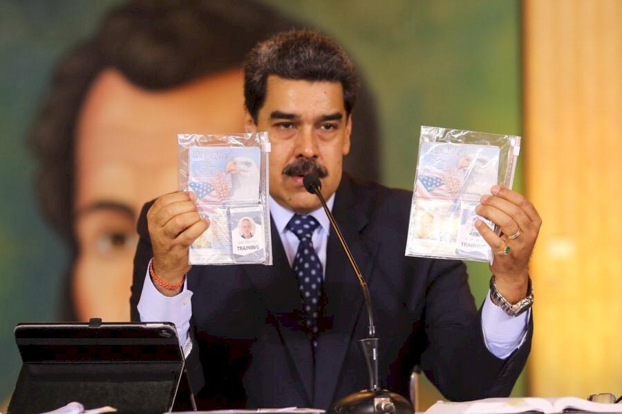 涉入侵委內瑞拉 又有3名傭兵被捕