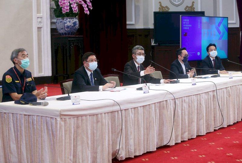 520總統就職典禮簡單隆重 將邀防疫國家隊參加