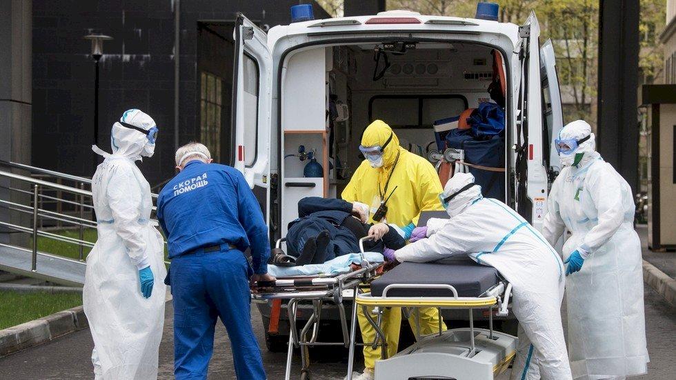 被迫進武漢肺炎病房實習 俄醫學院學生抗議