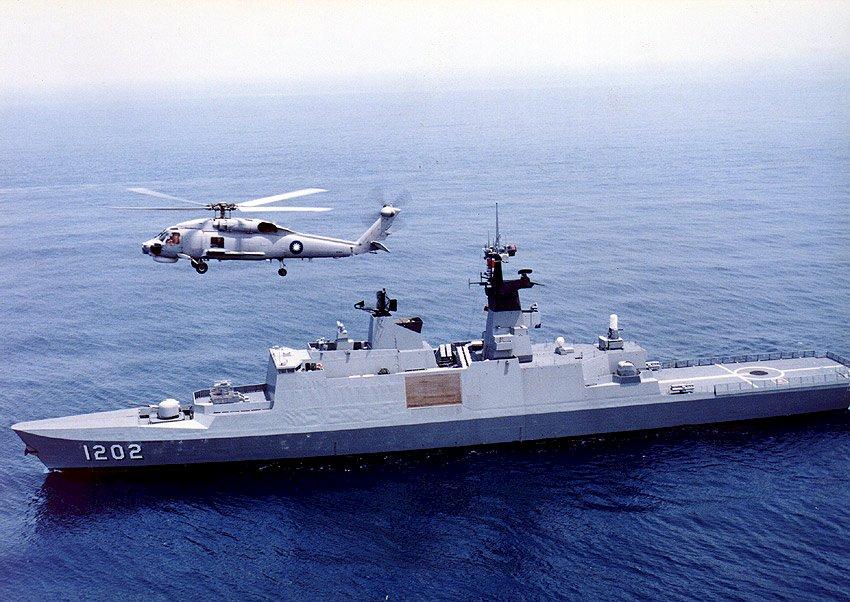 台灣拉法葉艦維修 法國外長:遵守對台合同