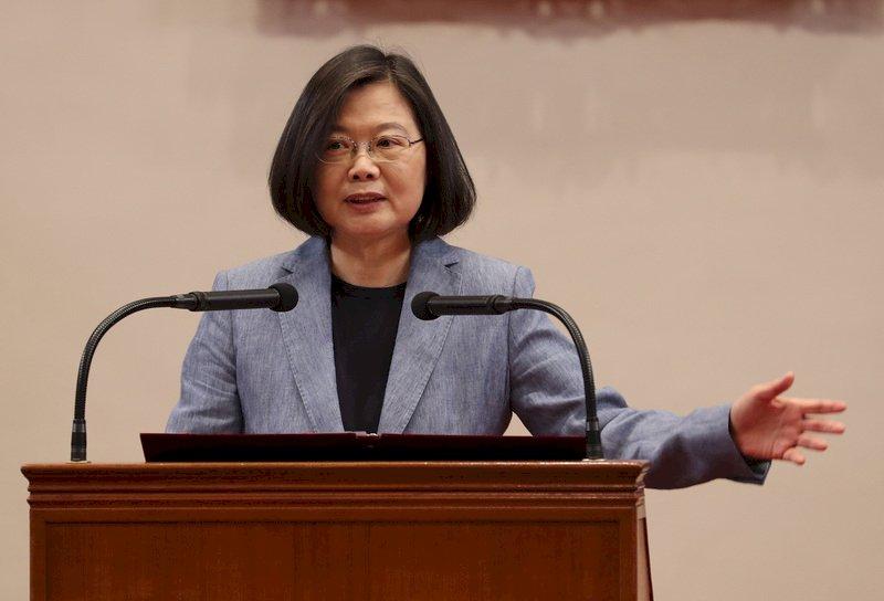 美學者:蔡總統如亞洲梅克爾迎接第二任期挑戰