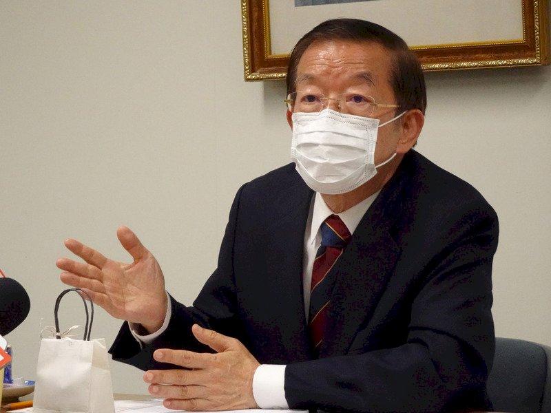 謝長廷投書日媒 籲日本各界挺台灣參加WHO