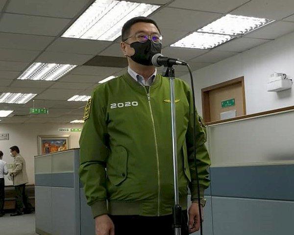 北市黨部主委改選紛爭難平 卓榮泰:帶著遺憾離開