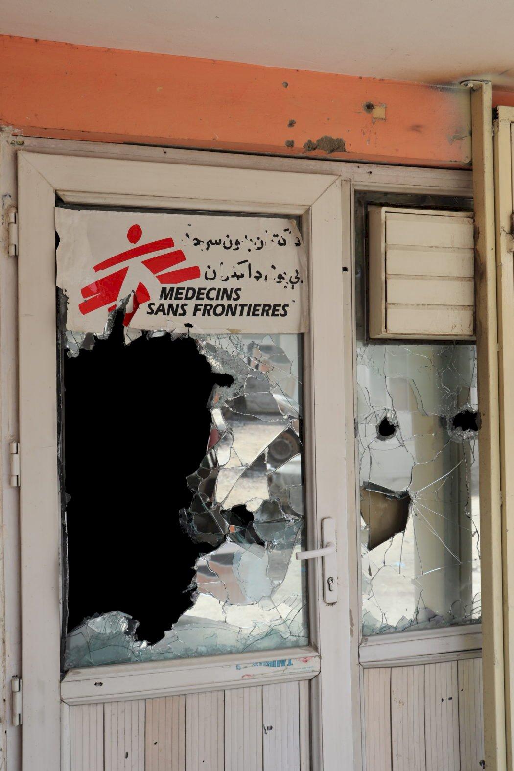 阿富汗醫院遇襲 MSF:暴徒前來殺產婦