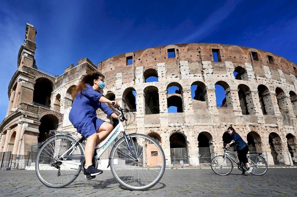 從首都看歷史系列:永恆的光榮與和平,義大利首都羅馬(上)