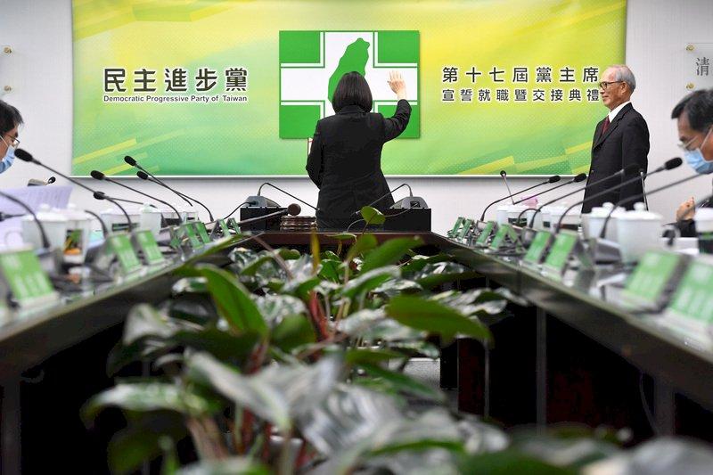 半島電視台:民意後盾 蔡總統對北京更堅定自信