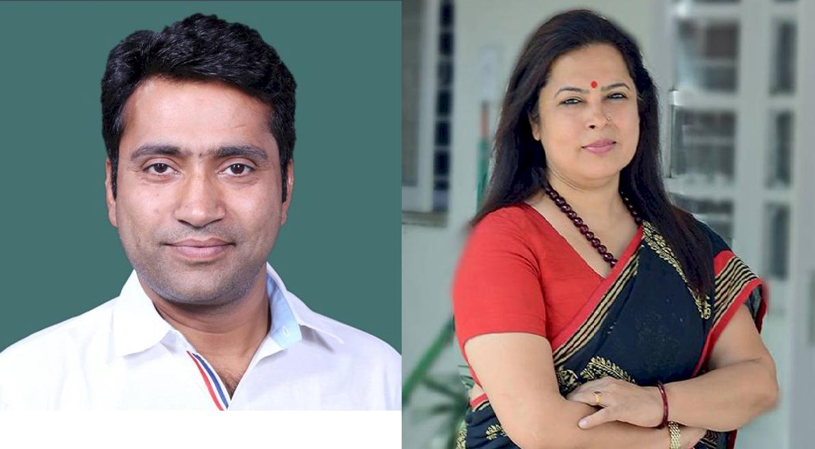 印度兩執政黨議員代表人民 視訊向蔡總統