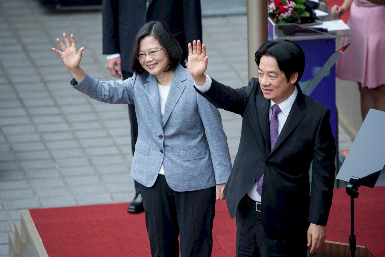 參加蔡總統就職典禮 英國在台代表:見證台灣民主的活躍