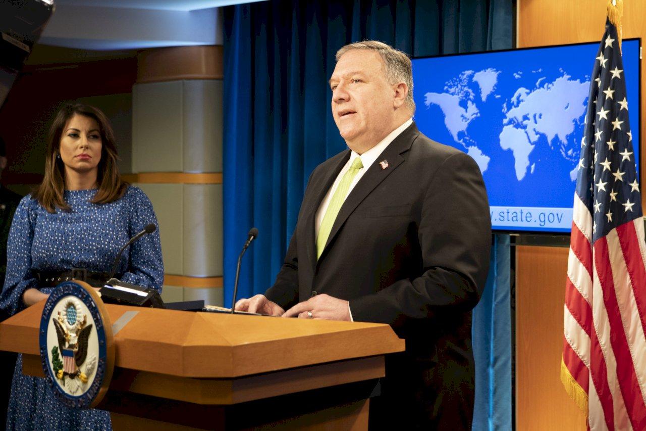 美國務卿認定香港不再自治 國會報告概要全文