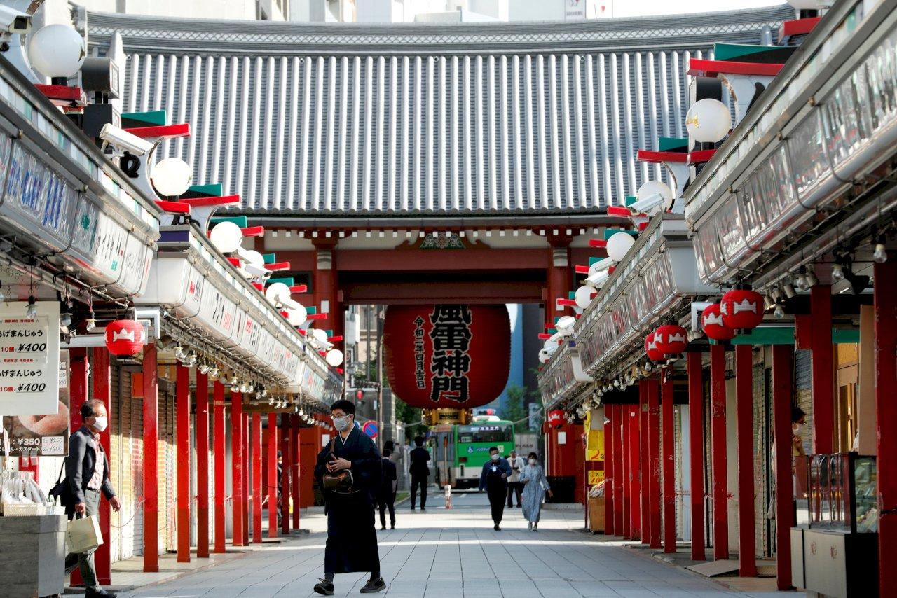 疫情衝擊消費 日本Q1經濟萎縮高於預期