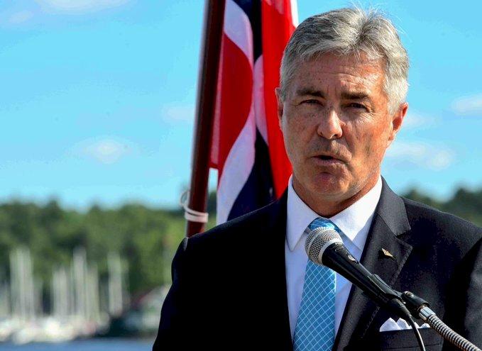 川普支持者出任海軍部長 美參院通過任命案