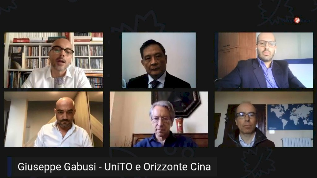 義大利智庫研討會 肯定台灣民主人權成就非凡