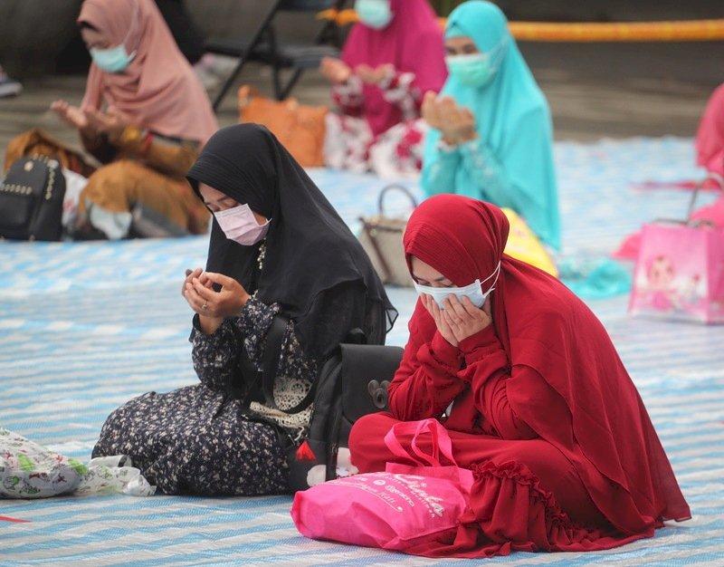 美讚揚台對穆斯林友善 關切外籍看護權益