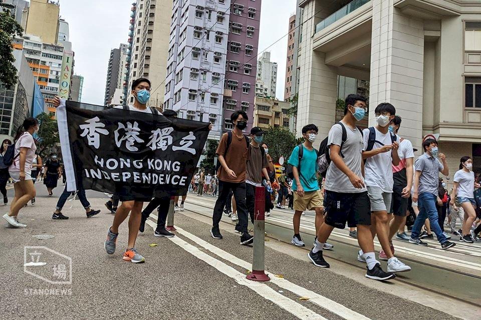 香港民陣10月1日遊行申請上訴失敗