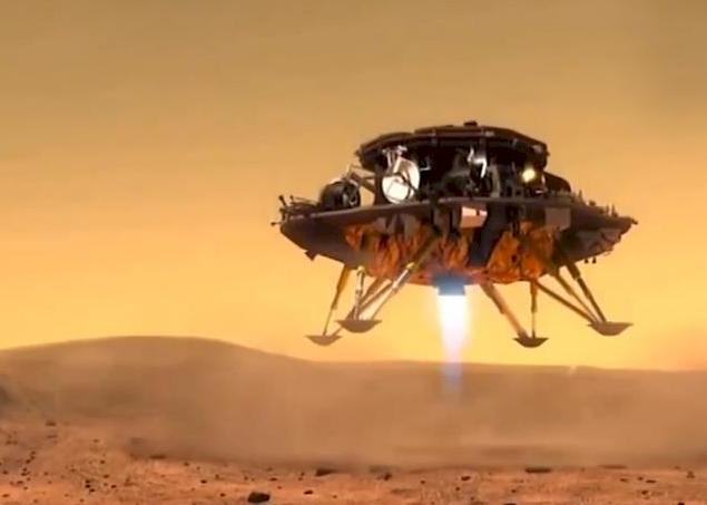 中國將在7月 送探測器上火星