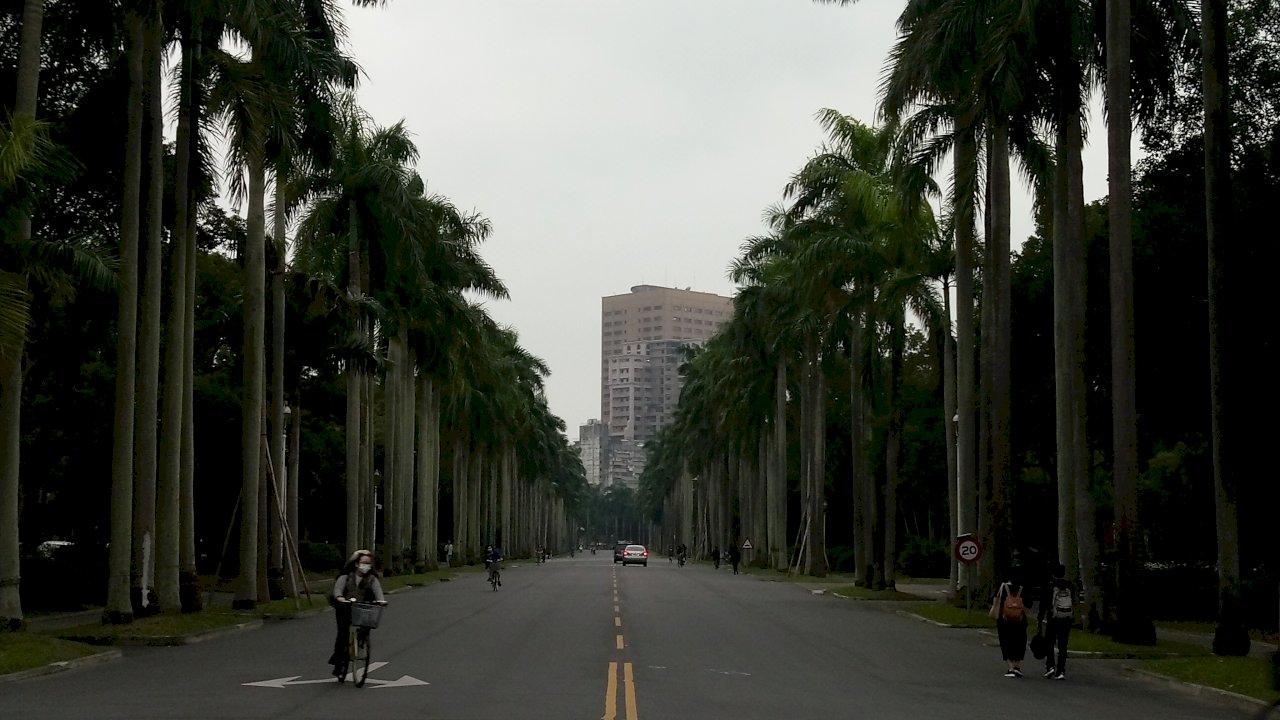 台灣高教防疫 155所大學實施全遠距教學