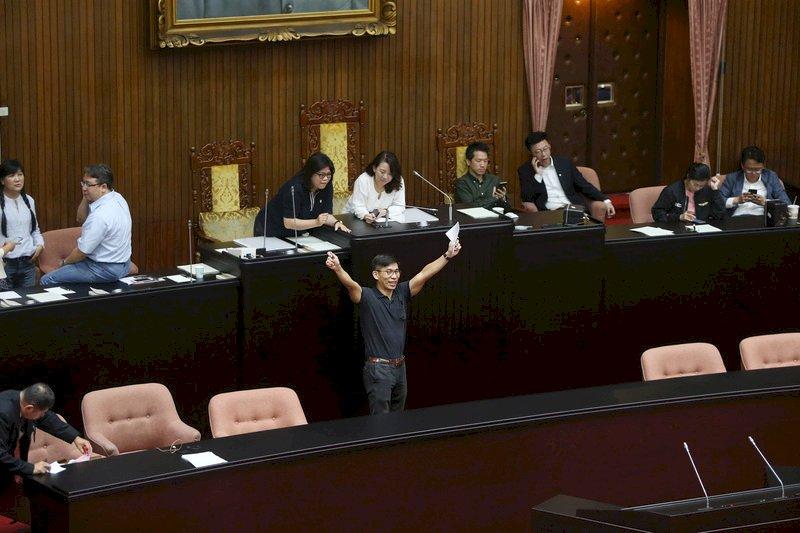 促轉會同意權立院投票 綠營甲動藍營備戰