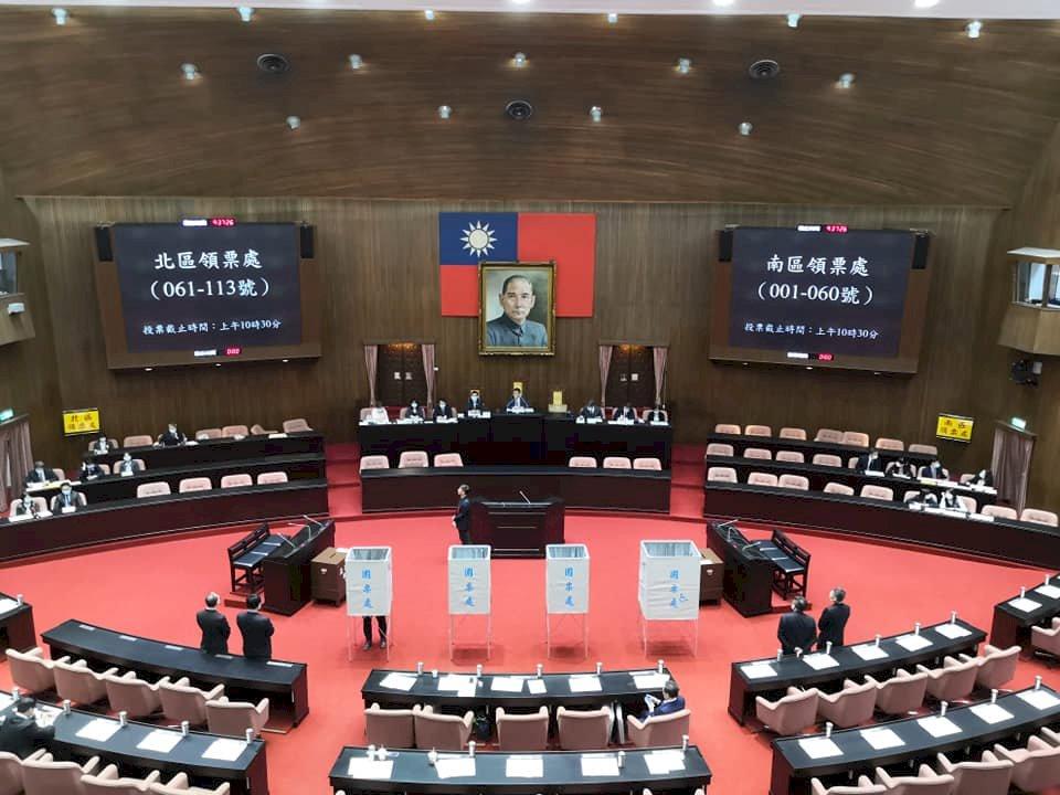 促轉會人事同意權過關 楊翠、葉虹靈出任正、副主委