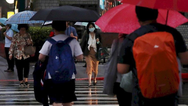 西南風影響南部豪雨 27日仍應注意