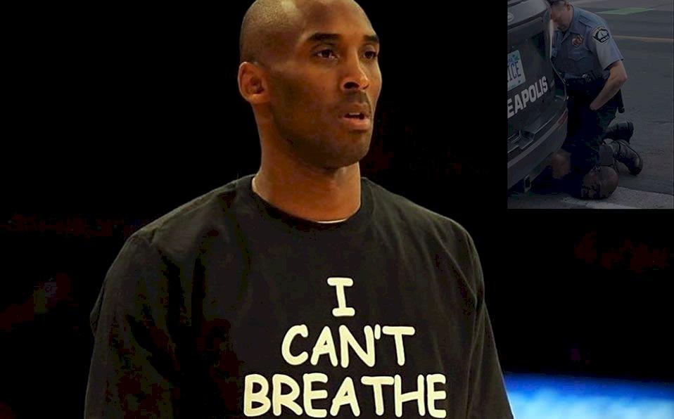 我無法呼吸!布萊恩遺孀聲援黑人的命也是命
