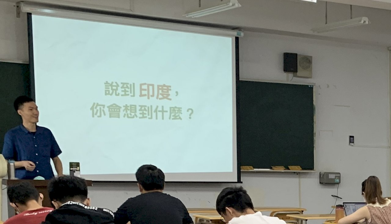 中興大學南方週 展現東南亞文化課程成果
