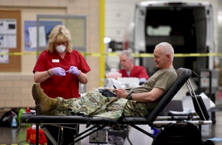 一人染疫 明尼蘇達州擬普篩7000國民兵