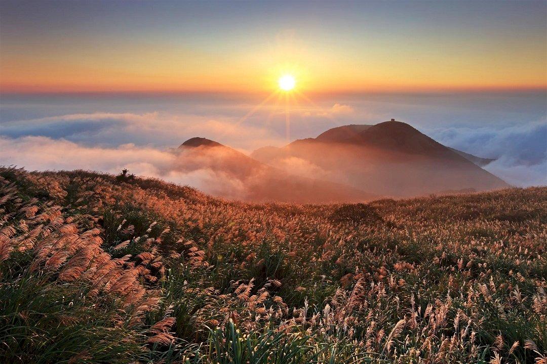 陽明山國家公園 獲選全球首座都會寧靜公園
