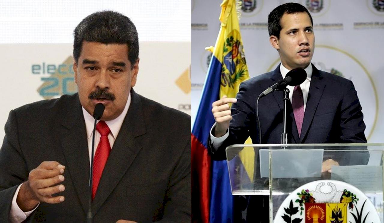 抗疫優先 委國馬杜洛政府與反對派達成合作協議