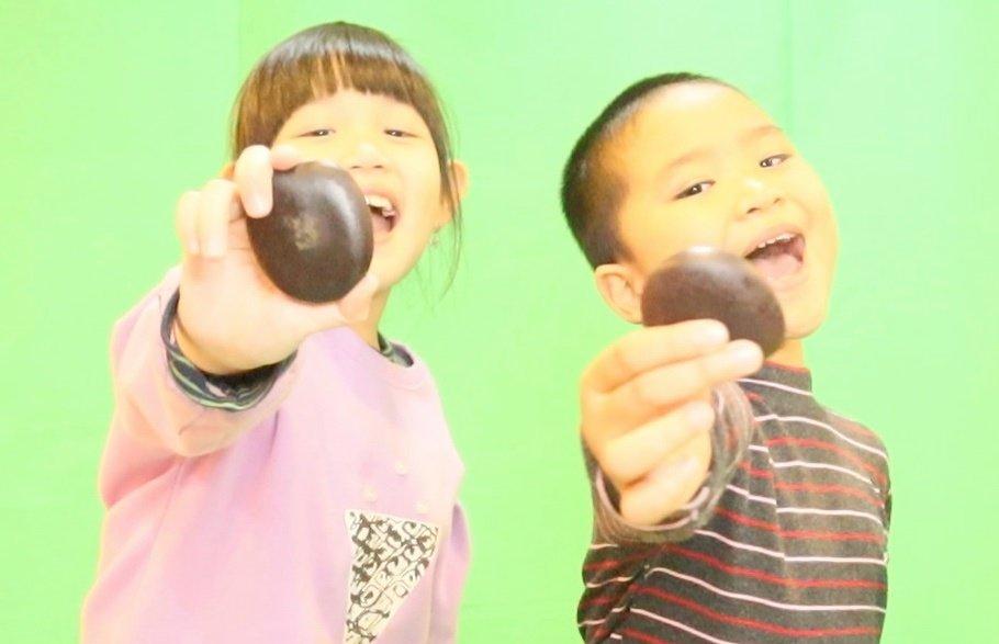 新二代學童拍國際教育影片 教菲國竹竿舞、玩柬國鬥豆豆