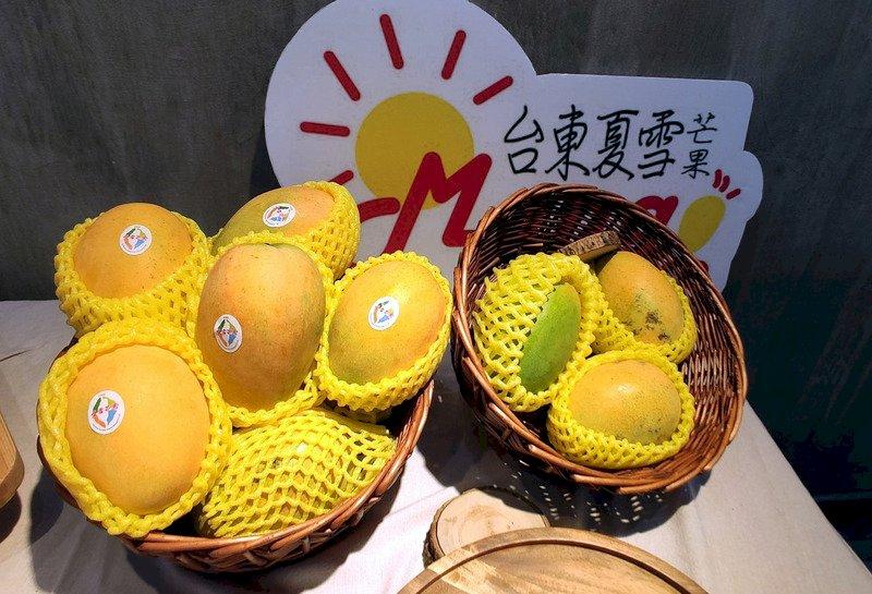 17萬噸芒果等銷售 農委會:防疫期每人一顆增抵抗力