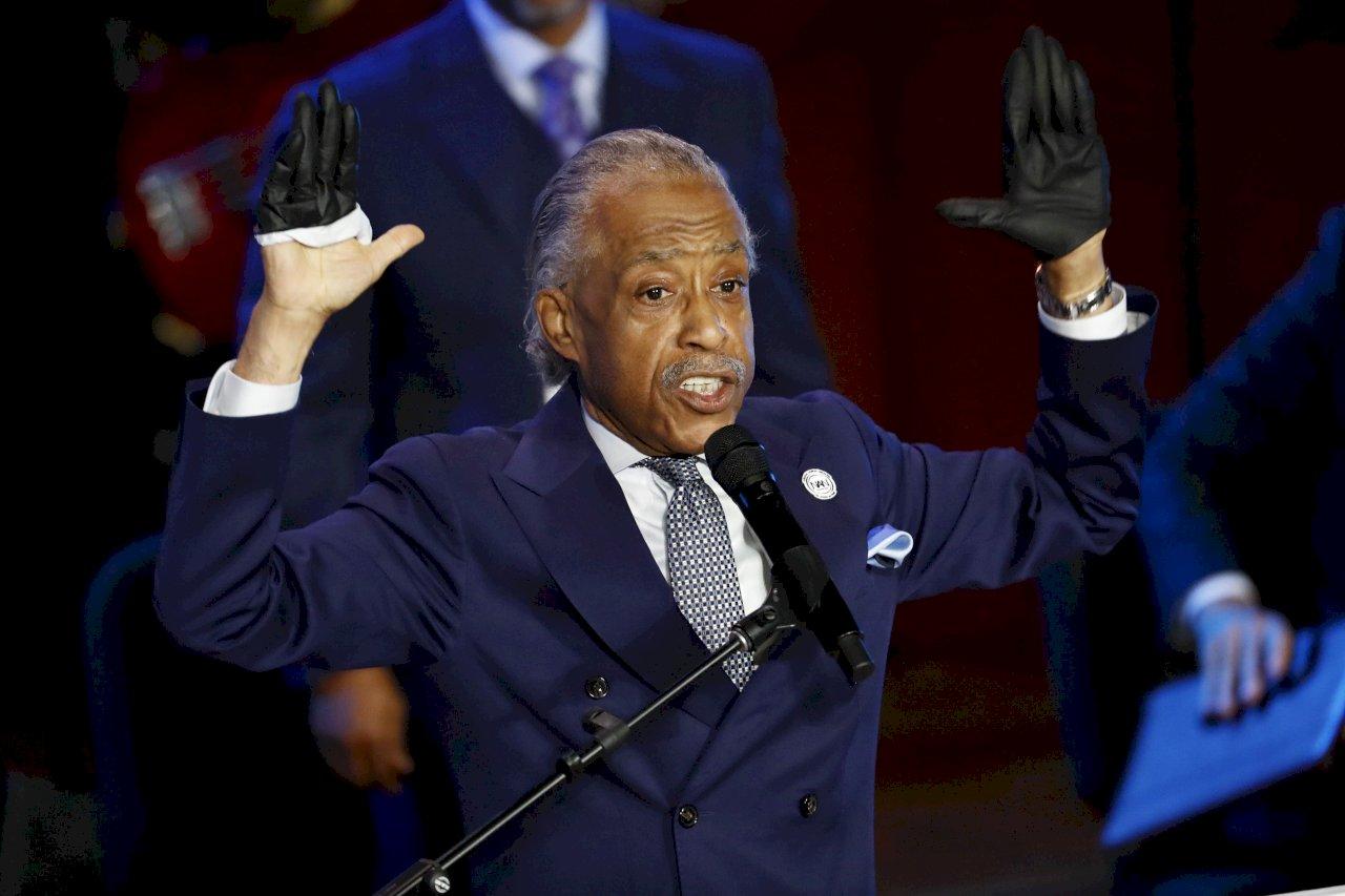 美非裔民權領袖:對警察究責的時候到了